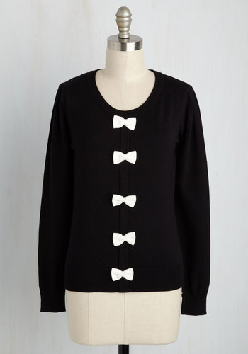 Better and Better Sweater in Black $44.99 AT vintagedancer.com