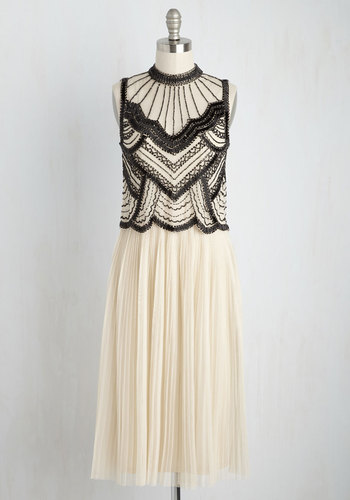 Cheer to the Deco Dress $199.99 AT vintagedancer.com