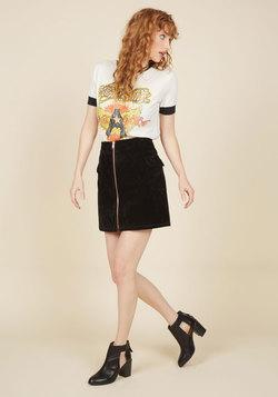 Zip Your Skips Skirt