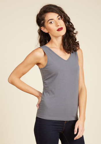 Relevant Elements Camisole in Stone