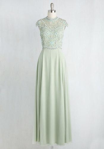 1930sStyleFashionDresses Sequins of Events Dress $199.99 AT vintagedancer.com