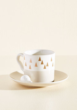 Most Spiky to Succeed Mug and Saucer Set