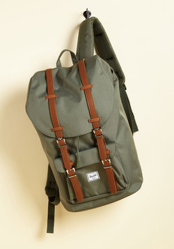 Expedition Mission Backpack in Moss
