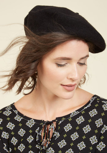 The One in the Beret Hat $14.99 AT vintagedancer.com