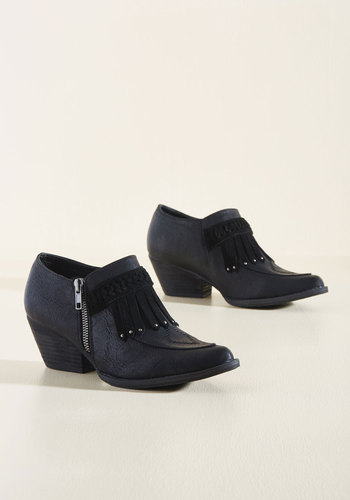 Edgy Inspiration Booties