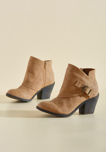 Stride by Side Booties