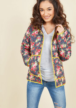 All Work and More Play Reversible Coat