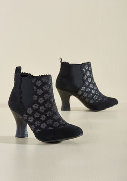 One Step A-Thread Bootie
