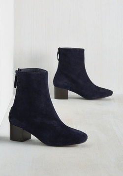 Imaginary Suede Boot