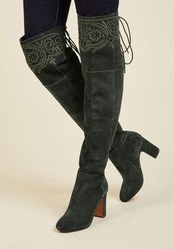 Ennoble Elegance Leather Boot