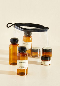 Set the Wheels in Potion Travel Bottle Set