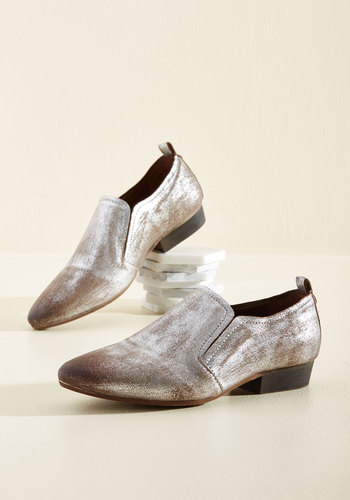 Skein Leather Booties