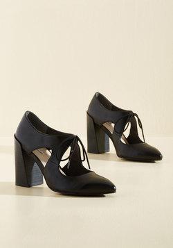 Dole Leather Heel