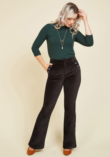 Velvet en Vogue Pants