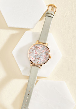 Divinely Timed Watch