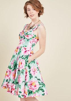 Elegance My Way Floral Dress