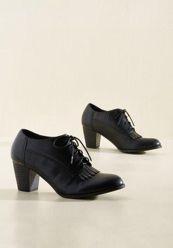 Friend or Focus Heel in Black $64.99 AT vintagedancer.com
