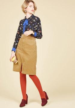 Cabin Cantina Midi Skirt