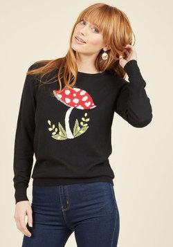 Amanita Borrow That Sweater