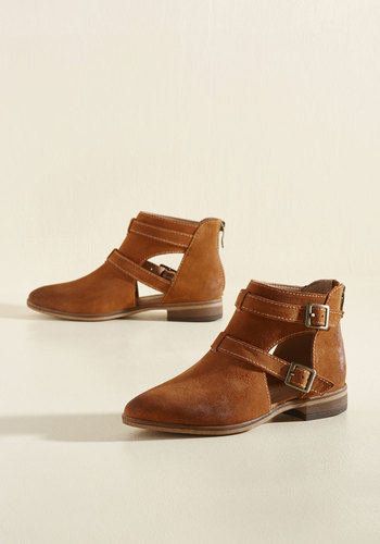 And the Crowd Goes Styled Booties