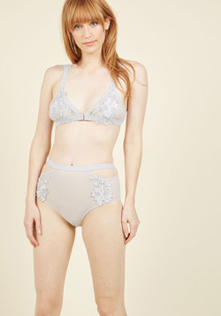 Night Owl Novelist Panties in Moon