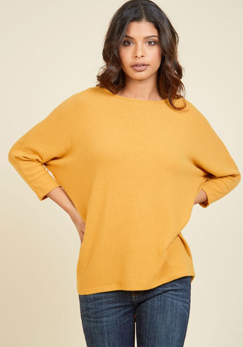 Love You a Latte Top in Butterscotch
