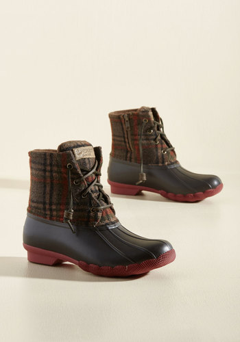 Weather Befitting Boots