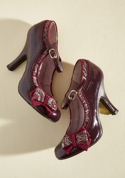 Robust Must-Have Mary Jane Heel