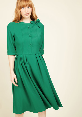 Evocative Allure Midi Dress