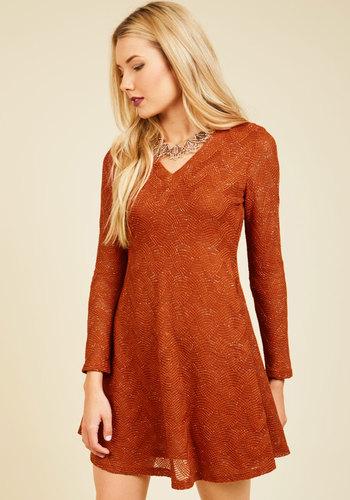 Your Next Texture Sweater Dress