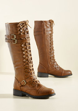 Channeling Classic Boot in Whiskey