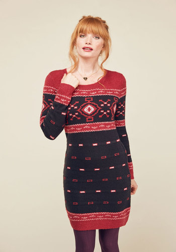 Are Fair Isle Sweaters Only for Christmas?