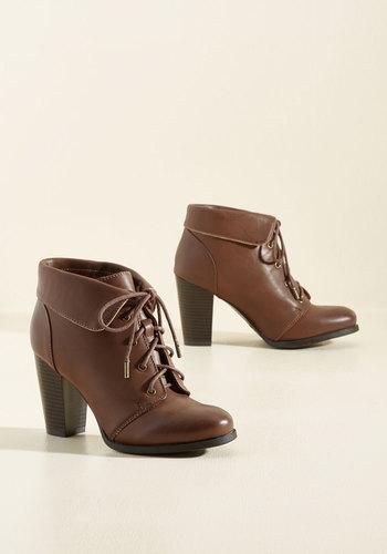 Well-Versatile in Style Booties