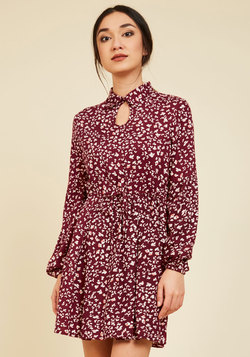 Lively Locales A-Line Dress
