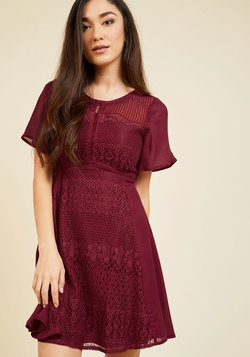 Glee for Details Lace Dress