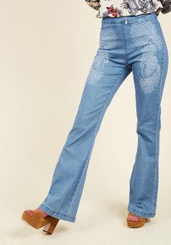 Glastonbury Extraordinary Pants