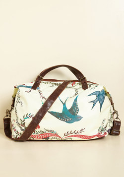 Girl Meets Voyage Weekend Bag