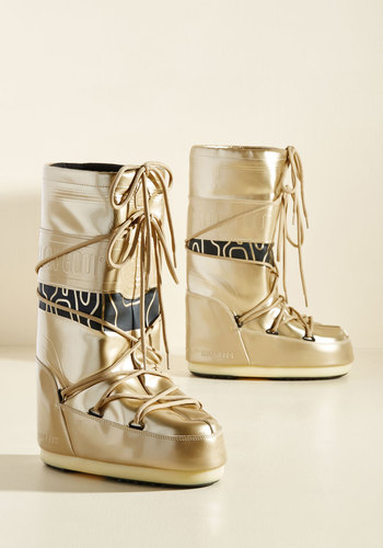 Cut From the Same Hoth Boots in Threepio