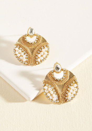 Beckoning Brilliance Earrings