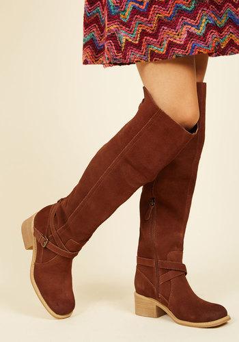 Adventurous Advancements Leather Boots