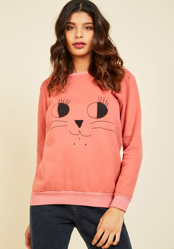 Critter to Your Every Whim Sweatshirt
