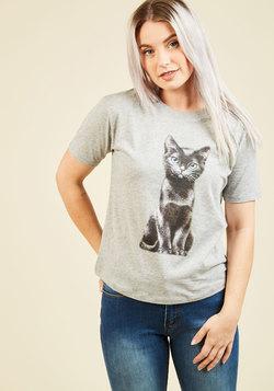Superb Superstition Cotton T-Shirt