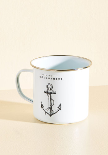 Anchor the Call Mug - Nautical, Good, White, Black, Novelty Print, Guys, Spring, Top Rated, Gifts2015, Daytime Party, Sayings, Americana, Summer, Winter, Under $20