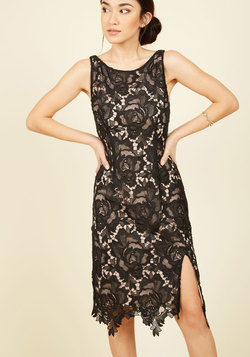 Mastery of Magnificence Lace Dress