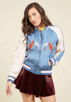 Street Style Superlative Jacket