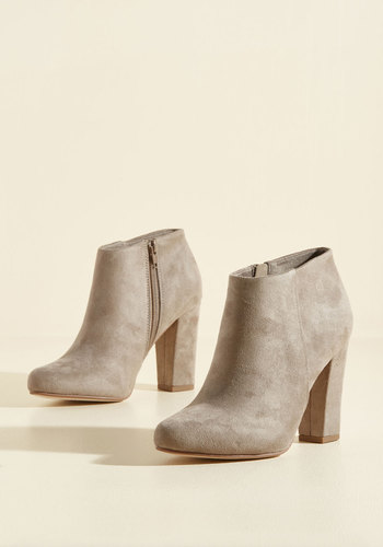 Envisioned Aplomb Booties
