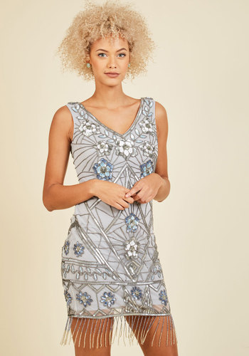 Downton Abbey Inspired Dresses Prima Donna Presence Shift Dress $199.99 AT vintagedancer.com