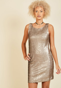 Jazz Savvy Sequin Dress
