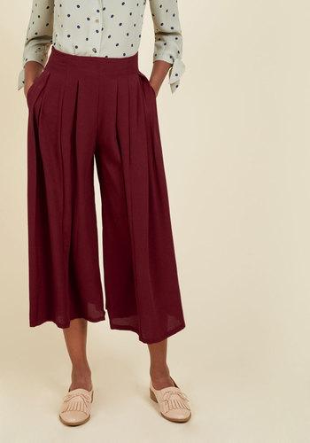 1950s Style Pants Swish Places Pants $49.99 AT vintagedancer.com