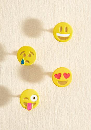 Show Some Emoji Pin Set